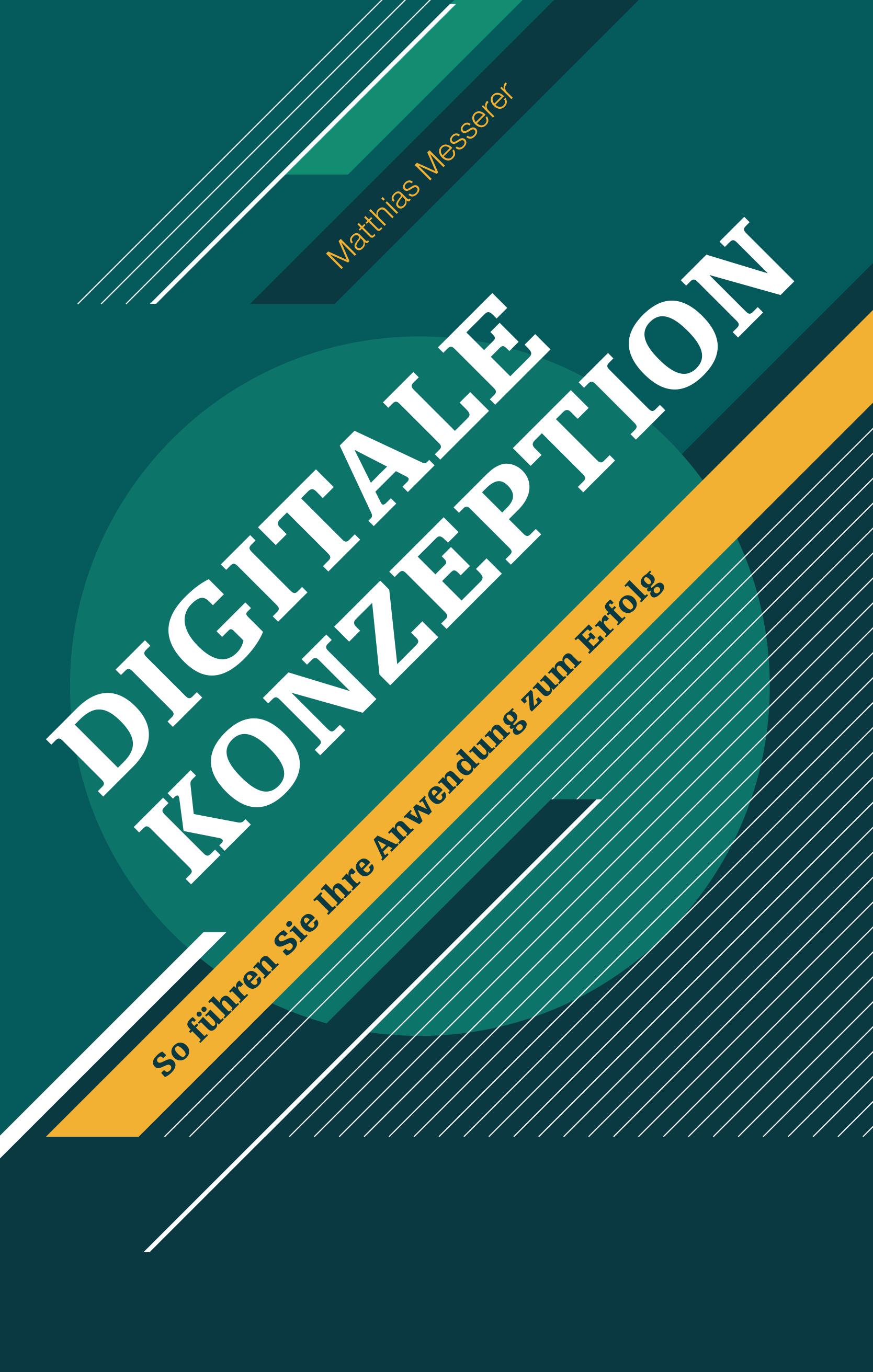 Cover zu DIGITALE KONZEPTION