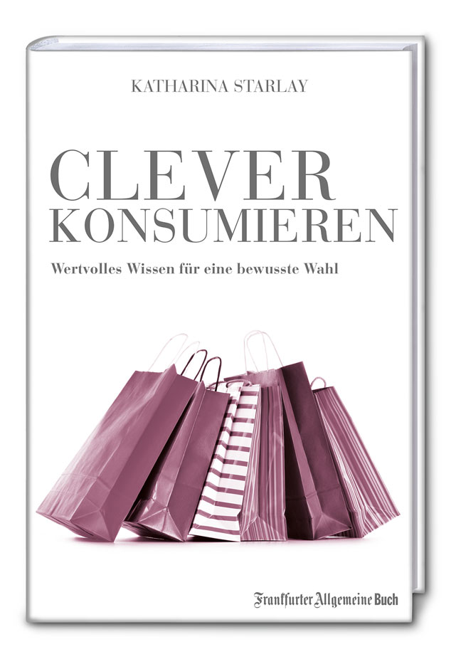 Cover zu Clever konsumieren