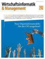 Cover zu Braucht man einen Chief Digital Officer, wenn man Digitale Transformation ernst nimmt?