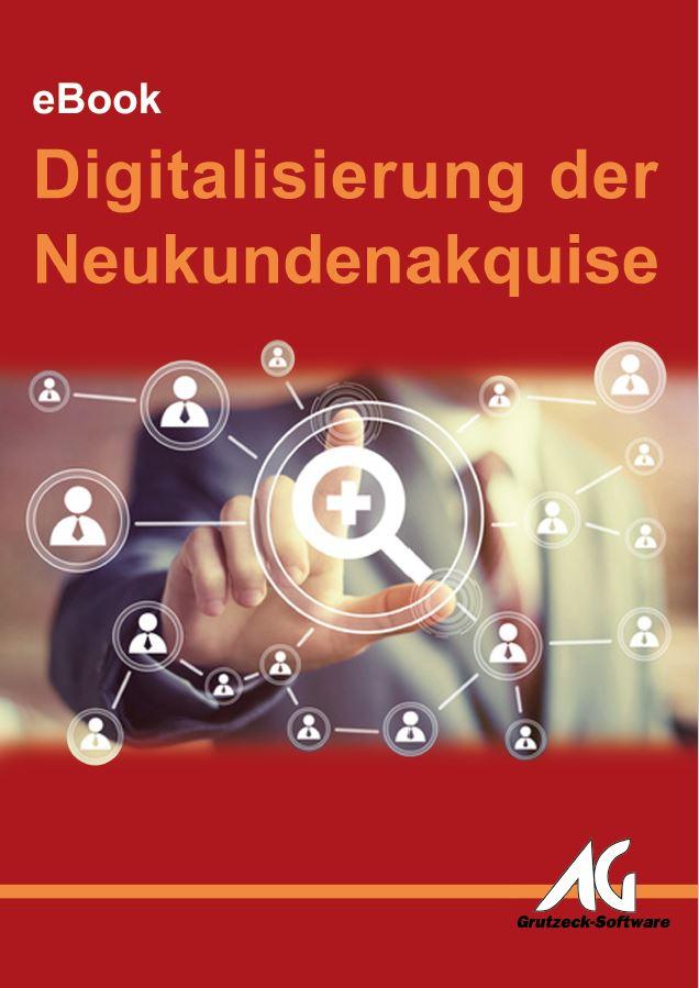 Cover zu Nie wieder Kaltakquise - Digitalisierung der Neukundengewinnung